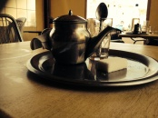 Moroccan tea