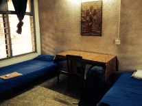 Our HAVEN in Tamale. So clean, so comfortable, so reasonably priced!
