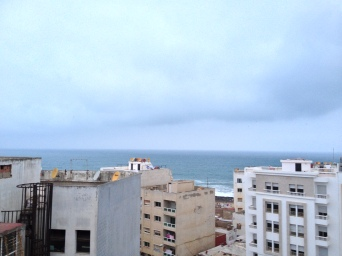 Another cloudy day...